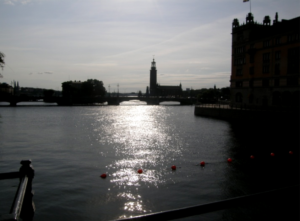 Стокгольм. Фото - Елена Шевелёва. www.esheveleva.ru